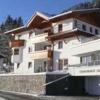 Haus Sporer - Garten - Fügenberg im Zillertal