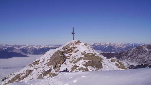 Winter im Zillertal